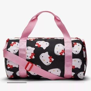 c0bb09bf3f Hello Kitty Bags - Limited Edition Converse x Hello Kitty duffel bag
